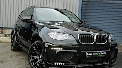 Review of BMW X5 Hamann Wise Body Kit at Russell Jennings