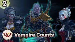 Rebellions Ahoy! #2 Total War: Warhammer 2 Mortal Empires - Vampires Vlad No-Pause Gameplay