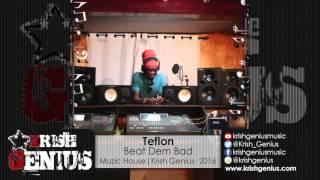 Teflon - Beat Dem Bad (Capleton Diss ?) Hard Earz Riddim - March 2016