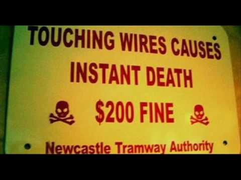 Funny Road Signs - YouTube