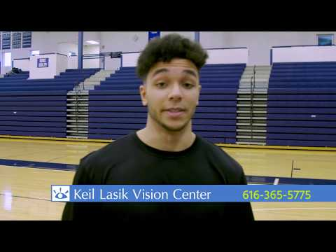 Glasses And Active Lifestyle Commercial Spot 2 | Keil Lasik