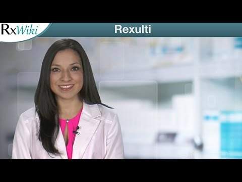 Rexulti is a Prescription Medication Used to Treat Major Depressive Disorder (MDD) and Schizophrenia