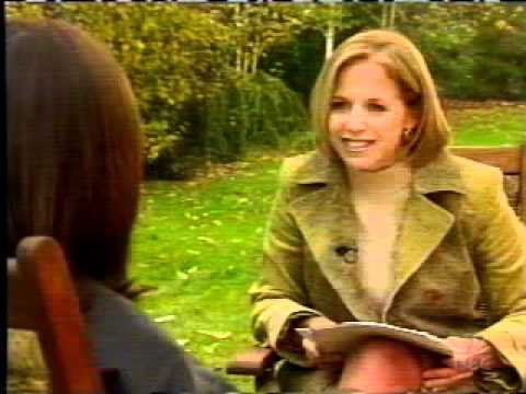 Olivia Harrison_Interviewed by Katie Couric