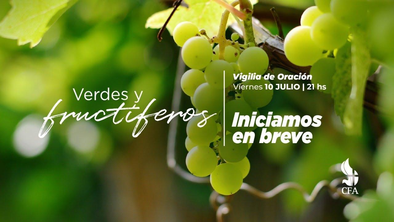 Vigilia de Oración 10-07-2020  Predicas Cristiana