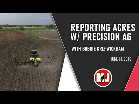 Reporting Acres with Precision Ag | June 14, 2019
