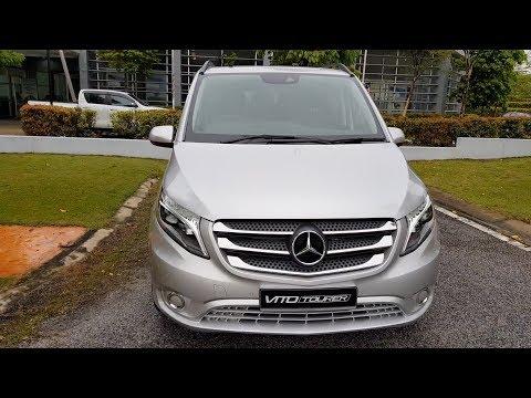 2017 Mercedes-Benz Vito Tourer Full Review   Evo malaysia com