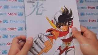 Hikari Saint Seiya- Araki Shingo artbook