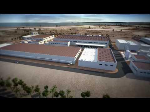 Hyflux Qurayyat Desalination Plant