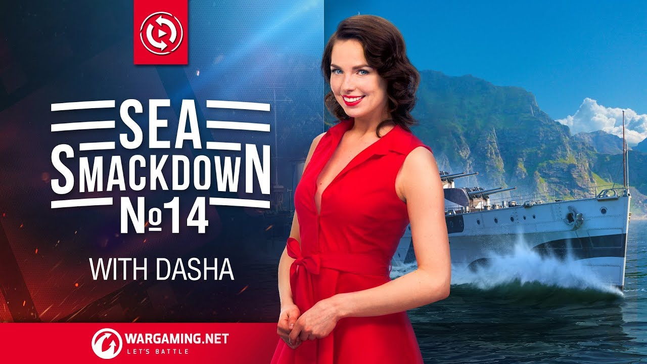 World of Warships – Sea Smackdown #14