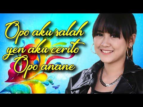 Download Lagu Bass Paling Enak Dj Opo Aku Salah Yen Aku Crito Opo