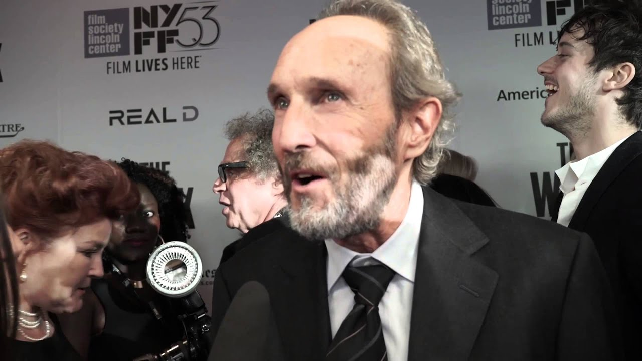 Steve Starkey | 'The Walk' Red Carpet | NYFF53