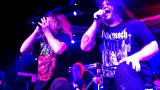 Cannibal Corpse LIVE Skull Full of Maggots w/ Cattle Decapitation Venue 578