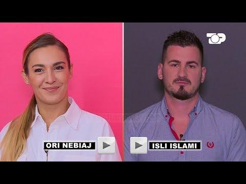 Ori Nebiaj Vs Isli Islami - Pop Culture