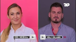 Ori Nebiaj Vs Isli Islami - Pop Culture