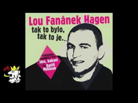 Lou Fanánek Hagen o skupině Orlík a skinheads (audiokniha)