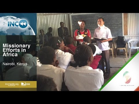 INC Review: Africa - Nairobi, Kenya