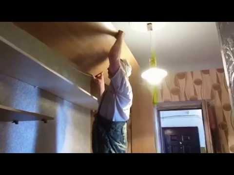 видео: реальная установка своими руками шкаф купе 2700