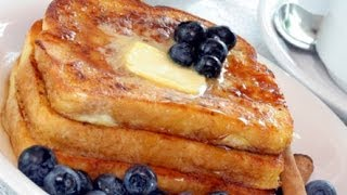How To Make PERFECT French Toast !!!