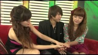 Ảo thuật gây sốc cho 2 hot girl Chi Pu và Mai Thỏ