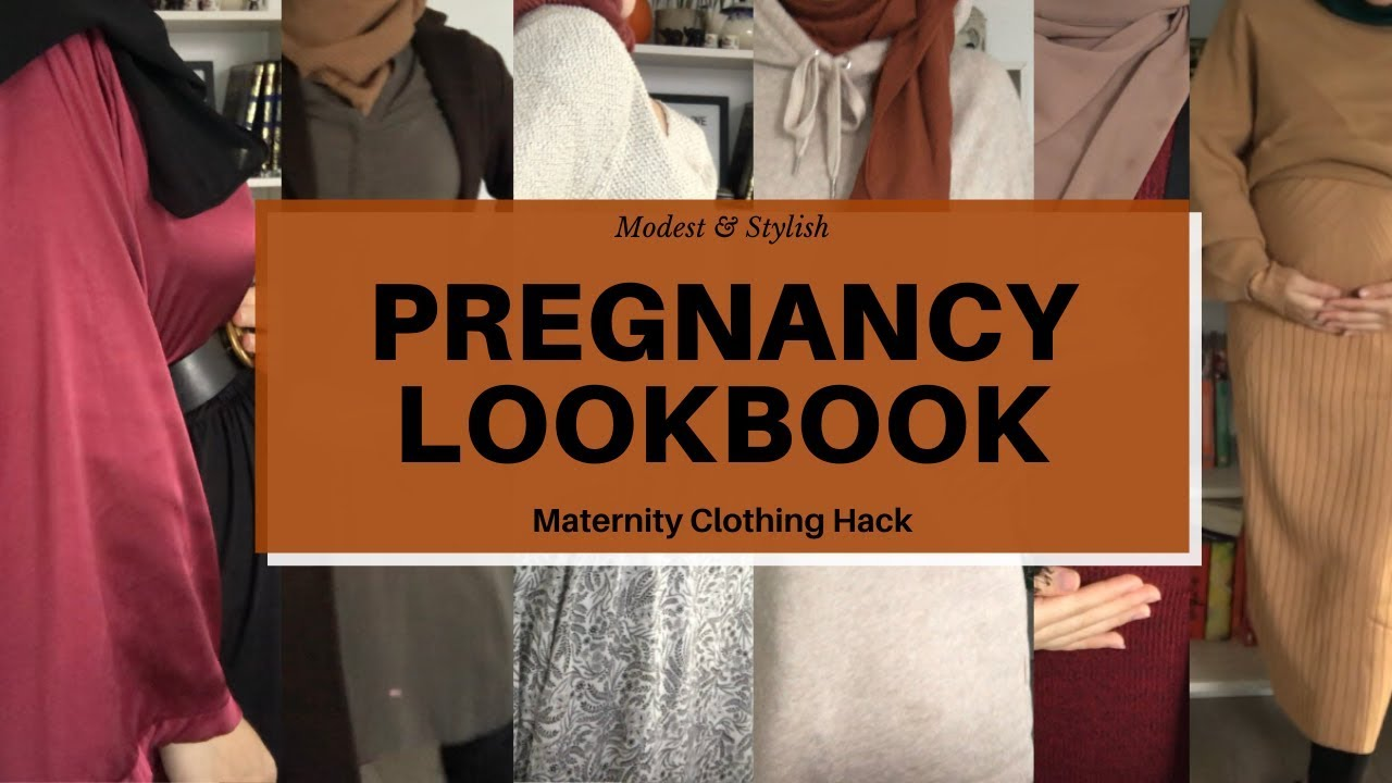 [VIDEO] - MATERNITY CLOTHING TIPS | MODEST STYLES & LOOKBOOK 2019 | HIJABI FRIENDLY 1