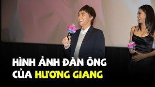 Sửng sốt với hình ảnh đàn ông của Hoa hậu Hương Giang