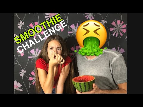 SMOOTHIE CHALLENGE sa Cool tatom *povraćala sam*
