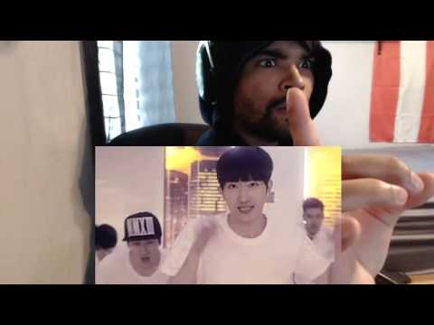 Super Junior-M_SWING_Music Video (KOR ver.) REACTION!!!