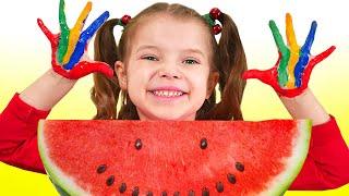Lava Tus Manos + Nicole Aprende Lavarse Las Manos| Canciones Infantiles