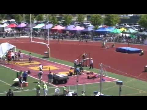 Bellingham High School sets new WIAA Class 2A record for girls 4x100 meter relay
