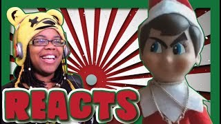 Try Not To Laugh  Challenge Elf on the shelf