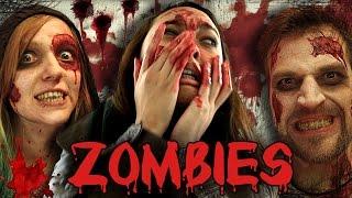 How to survive a ZOMBIE-Apocalypse | #HalloWeek