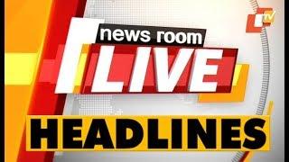 4 PM Headlines 19 Oct 2018 OTV