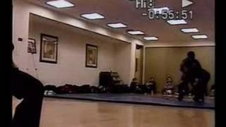 White/Purple Belt Techniques