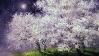 야행(봄날밤의 산책)/ A Spring Night Wa…