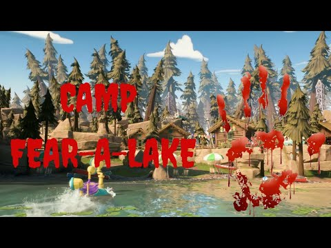 """Camp Fear-A-Lake"" - A Plants vs Zombies Battle for Neighborville creepypasta 