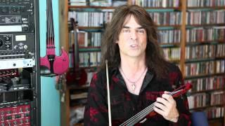 Mark Wood - About Wood Violins