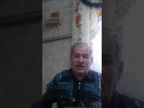 """Песня """"Не вернуть никогда"""". Гармонь. Исполняет Николай Онищенко."""