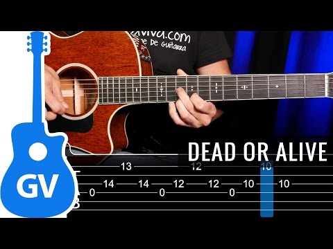 Wanted Dead Or Alive piano chords - Bon Jovi - Khmer Chords