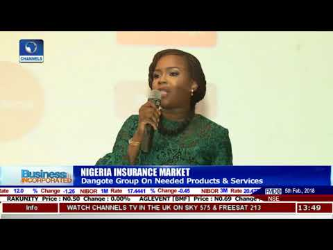 Closing The Industrial Technical Knowledge Gaps In Nigeria Insurance Market |Business Morning|