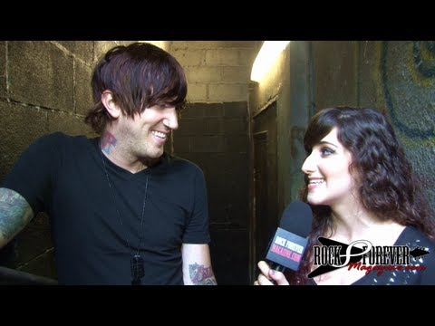 Alesana (Shawn Milke) Interview with Rock Forever Magazine