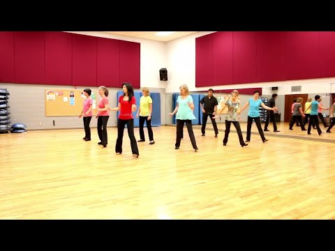 For The First Time - Line Dance (Dance & Teach In English & 中文)