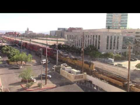 Main St. Station - Union Pacific Salt Lake Route in Las Vegas