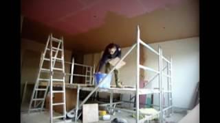 Plastering Ceiling London Plasterer High Quality plaster Thistle Multi Finish Coat Plasters