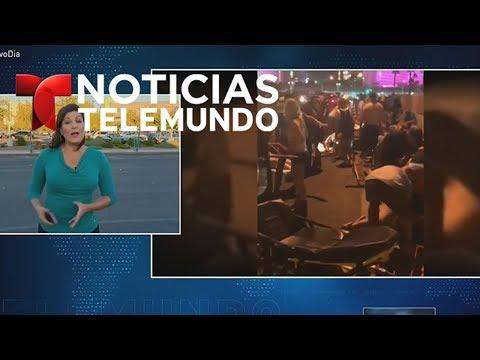 Ultima hora de la masacre en Las Vegas | Noticiero | Noticias Telemundo