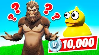 MEILLEUR SPOT DE HIDING 10 000 VBUCKS (Fortnite Prop Hunt)