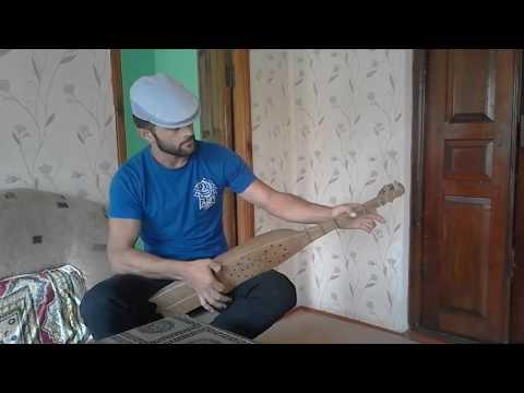 На пандуре играет Ахмед Ариев из Макlав роси *** 15-08-2017 год ***