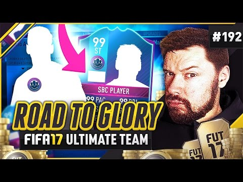 SQUAD BUILDER CHALLENGE! - #FIFA17 Road to Glory! #192 ultimate team