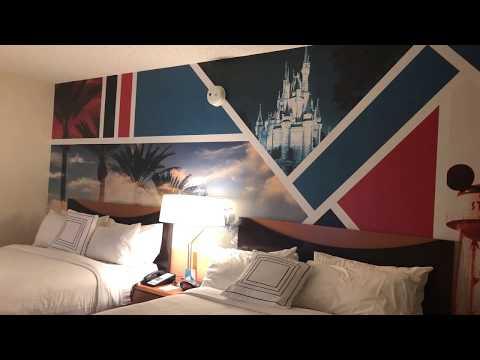 Review of the Fairfield  Inn Anaheim at the Disneyland Resort