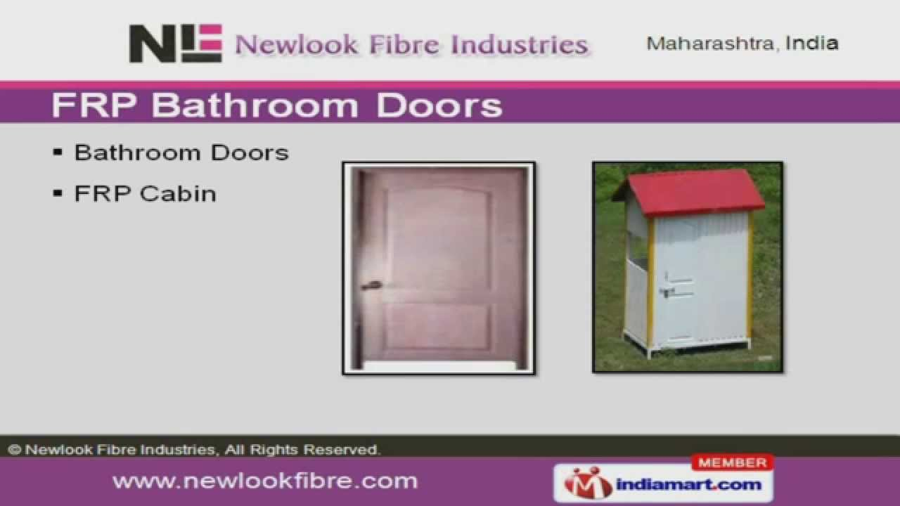 FRP Products By Newlook Fibre Industries, Pune
