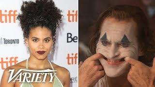 Zazie Beetz Weighs in on 'Joker' Controversy